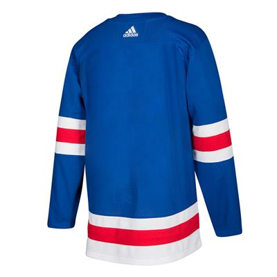 Back (Adidas New York Rangers Authentic NHL Jersey - Home)
