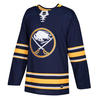 Front (Adidas Buffalo Sabres Authentic NHL Jersey - Home)