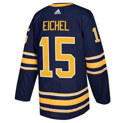 Back (Adidas Buffalo Sabres Jack Eichel Authentic NHL Jersey - Home)