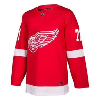 Front (Adidas Detroit Red Wings Dylan Larkin Authentic NHL Jersey - Home)