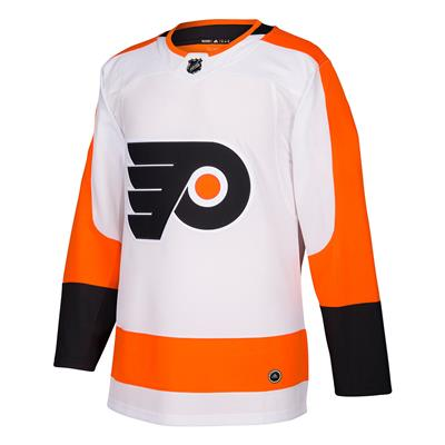 Front (Adidas Philadelphia Flyers Authentic NHL Jerseys - Away - Adult)