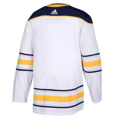 Back (Adidas Buffalo Sabres Authentic NHL Jersey - Away)