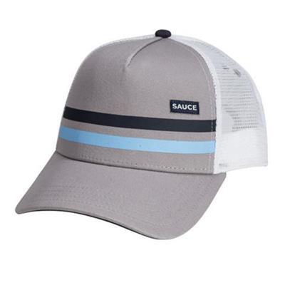 Front (Sauce Hockey 2 Line Pass Hockey Hat - Adult)