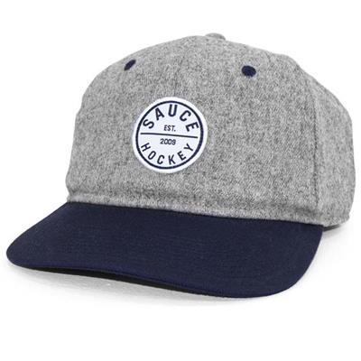 Front (Sauce Hockey Medicine Cabinet Hockey Hat)