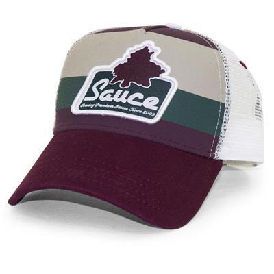 Front (Sauce Hockey Premium Sauce Wild Hockey Hat)
