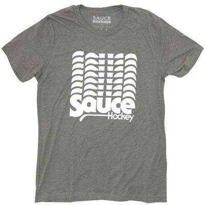 Military Green (Sauce Hockey Cap Space Hockey Tee Shirt - Mens)