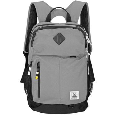 Grey (Warrior Q10 Hockey Backpack)
