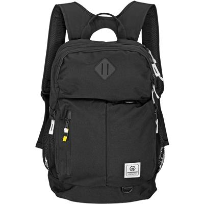 Black/Grey (Warrior Q10 Hockey Backpack)
