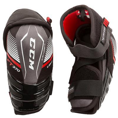 (CCM JetSpeed FT370 Hockey Elbow Pads - Senior)