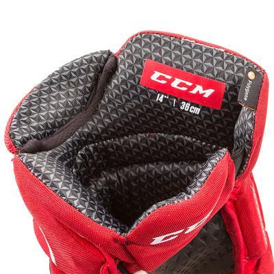 (CCM JetSpeed FT390 Hockey Gloves)