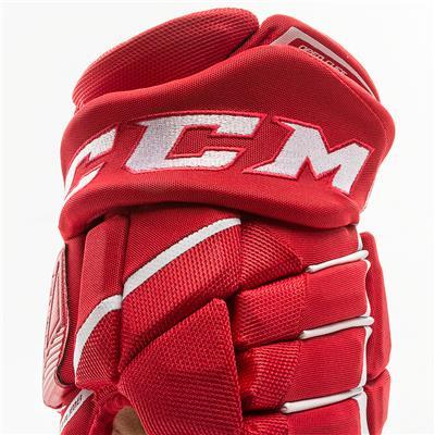 (CCM JetSpeed FT390 Hockey Gloves - Junior)