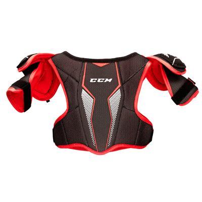 (CCM JetSpeed FT350 YT Hockey Shoulder Pads)