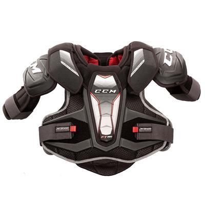 (CCM JetSpeed FT390 Hockey Shoulder Pads)