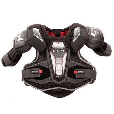 (CCM JetSpeed FT390 Hockey Shoulder Pads - Senior)