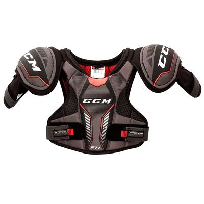(CCM JetSpeed FT1 Youth Hockey Shoulder Pads - Youth)