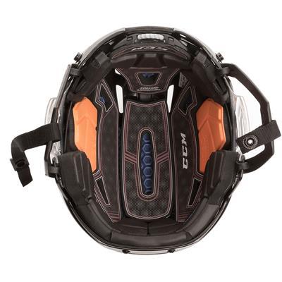 (CCM Fitlite FL90 Hockey Helmet)