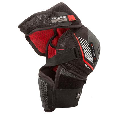 (CCM JetSpeed FT1 Hockey Elbow Pads - Junior)