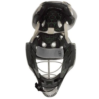 (Bauer NME VTX Non-Certified Goalie Mask - Senior)