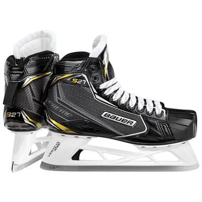 (Bauer Supreme S27 Goalie Skates - Junior)