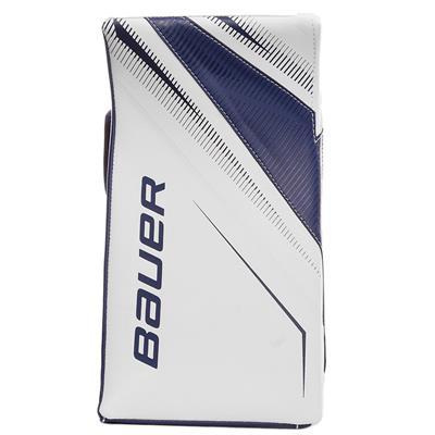 (Bauer Supreme S29 Goalie Blocker - Intermediate)
