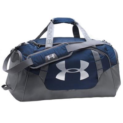 Navy/Graphite/Silver (Under Armour Undeniable Hockey Duffle 3.0)