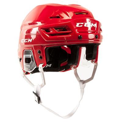 Red (CCM Tacks 310 Hockey Helmet)