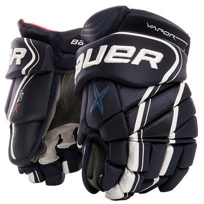 Navy (Bauer Vapor X900 Lite Hockey Gloves)