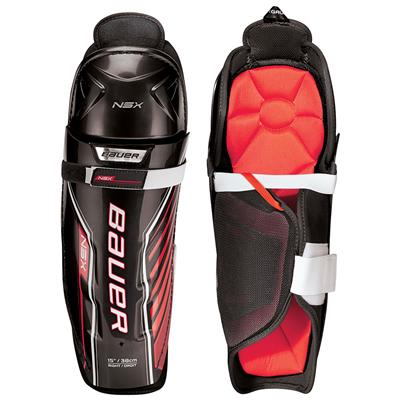 (Bauer NSX Hockey Shin Guards)