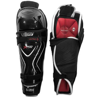 (Bauer Vapor X800 Lite Hockey Shin Guards - Senior)