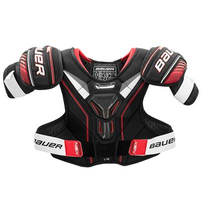 Front (Bauer NSX Hockey Shoulder Pads - Junior)