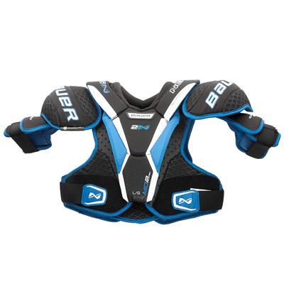 Front (Bauer Nexus 2N Hockey Shoulder Pads)