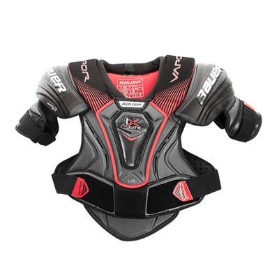 Front (Bauer Vapor 1X Lite Hockey Shoulder Pads)