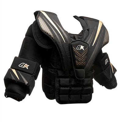 (Brians B Star Goalie Chest and Arm Protector)