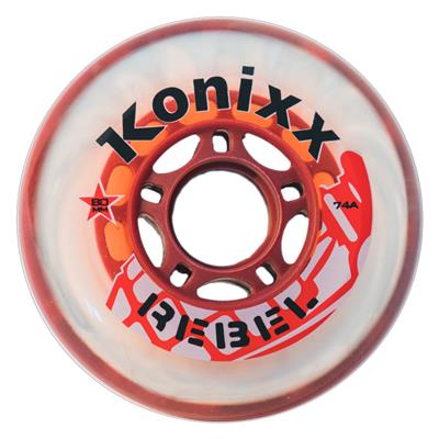 (Konixx Rebel Inline Wheel 74A)