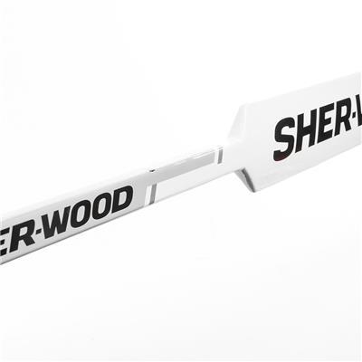 (Sher-Wood BPM 090 Composite Goalie Stick)