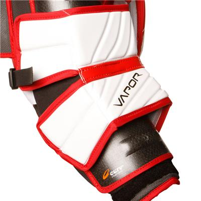 (Bauer Vapor 1X Goalie Chest And Arm Protector - Intermediate)