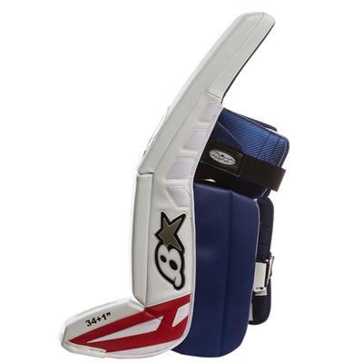 (Brians GNETiK Pure™ Goalie Leg Pads - Intermediate)