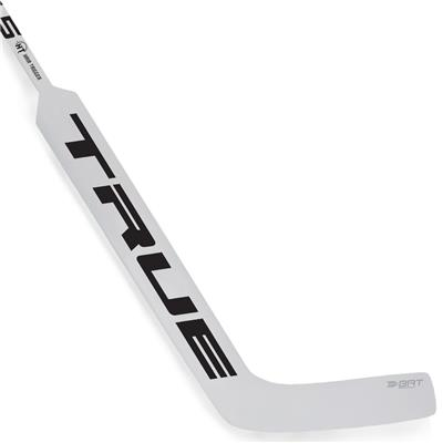 White (TRUE A4.5 HT Composite Goalie Stick - Senior)