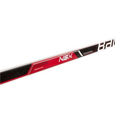 (Bauer NSX Grip Composite Hockey Stick - Junior)