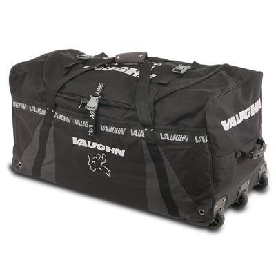 (Vaughn Velocity VE8 Pro Goalie Wheel Bag)