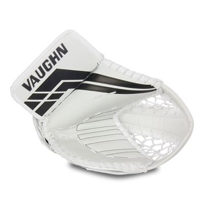 White/Black (Vaughn Velocity VE8 Youth Goalie Catch Glove - Youth)
