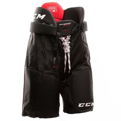 Black (CCM JetSpeed FT370 Hockey Pants - Junior)