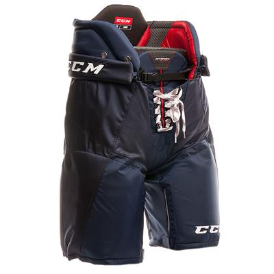 Navy (CCM JetSpeed FT390 Hockey Pants - Senior)