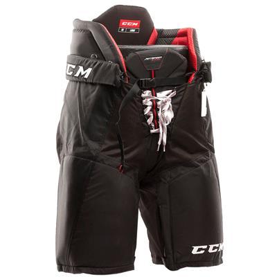 Black (CCM JetSpeed FT390 Hockey Pants - Junior)