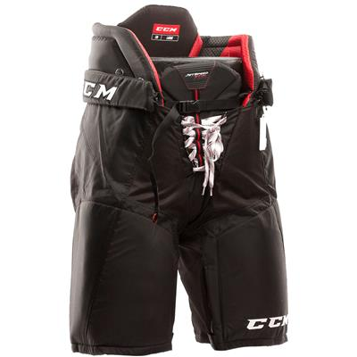 Black (CCM JetSpeed FT1 Hockey Pants - Junior)