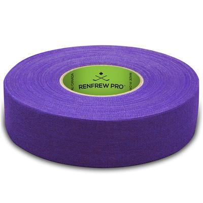 Dark Purple (Renfrew Cloth Hockey Tape - 1-inch - Solid Colors)