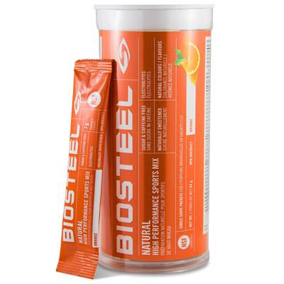 Orange (Biosteel High Performance Sports Mix Tube - 12 Count 7g Packet)