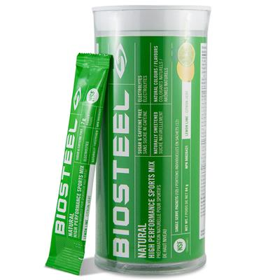 Lemon Lime (Biosteel High Performance Sports Mix Tube - 12 Count 7g Packet)