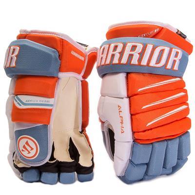Little Caesars (Warrior Alpha Pro Hockey Gloves - Senior)