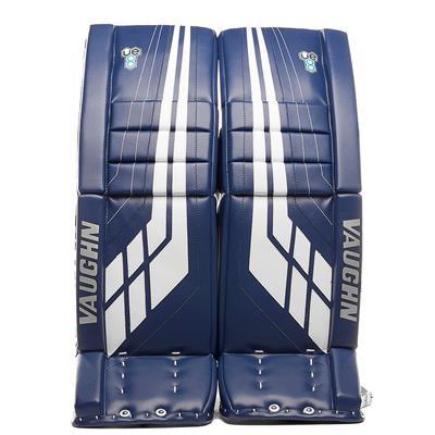 Blue/White (Vaughn Velocity VE8 XFP Goalie Leg Pads - Intermediate)